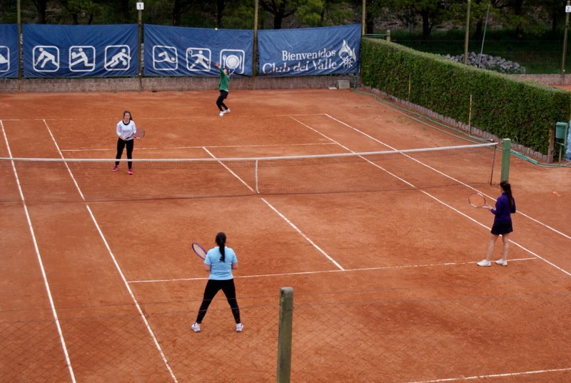 Comienza la 28° edición del Nacional de Veteranos de tenis - TSN Noticias