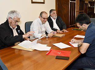 """Convenio para concretar el proyecto """"Dunas Verdes"""" en Quequén - TSN Noticias"""