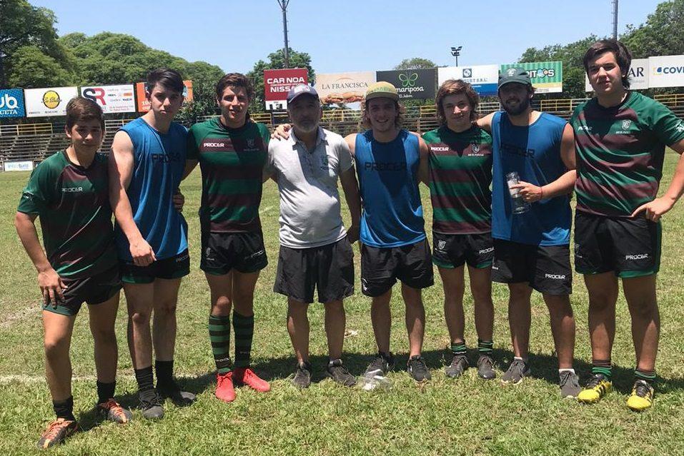 Cinco rugbiers necochenses campeones en Tucumán - TSN Noticias